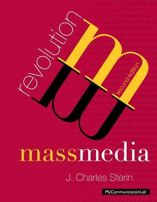 Mass Media Revolution By Sterin, J. Charles